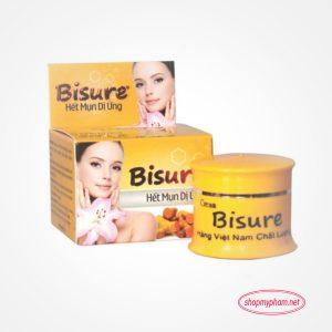 Kem ngừa mụn dị ứng Bisure