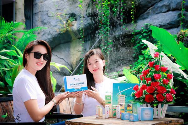 Mita là thương hiệu mỹ phẩm thiên nhiên được chị em phụ nữ tin dùng để làm đẹp và chăm sóc da