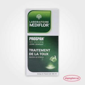 Siro trị ho Prospan Laboratoire Mediflor Pháp