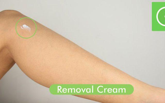 Lưu ý khi sử dụng kem tẩy lông Bisure