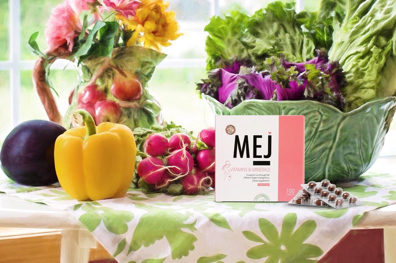MEJ giúp bảo vệ sức khỏe cho mẹ bầu