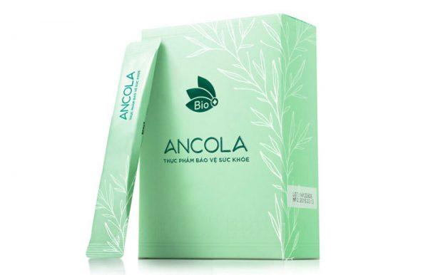 Mỗi thành phần tạo nên ancola đều được kiểm tra kỹ lưỡng