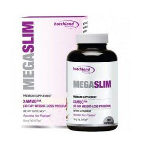 TPCN hỗ trợ giảm cân MegaSlim