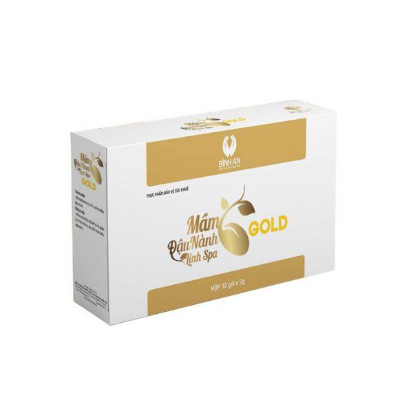 Mầm đậu nành Nano Gold