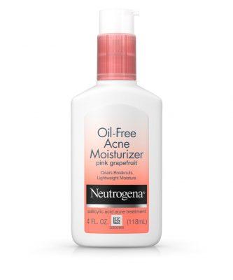 Các sản phẩm của Neutrogena được bán rộng khắp