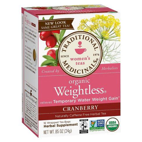 Trà giảm cân organic
