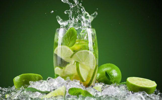 Nước chanh loãng chỉ phát huy tác dụng giảm béo khi không sử dụng đường nhé